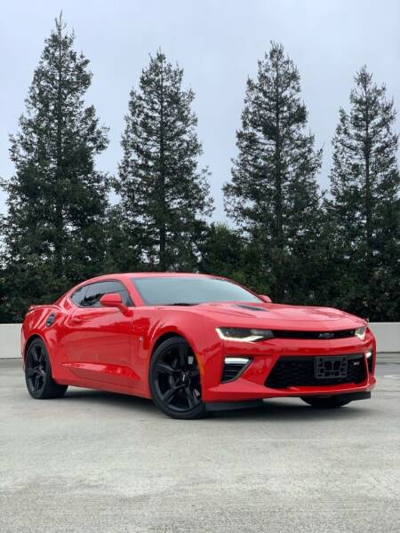 2017 Chevrolet Camaro for sale at BSL Bay Sport & Luxury in Redwood City CA