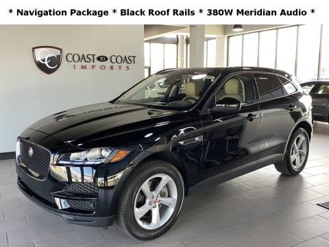 2017 Jaguar F-PACE for sale at Coast to Coast Imports in Fishers IN