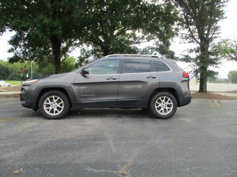2016 Jeep Cherokee for sale at A & P Automotive in Montgomery AL