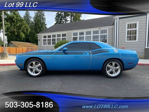 2009 Dodge Challenger for sale at LOT 99 LLC in Milwaukie OR