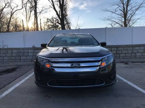 2012 Ford Fusion for sale at Speedway Auto Sales in O'Fallon MO