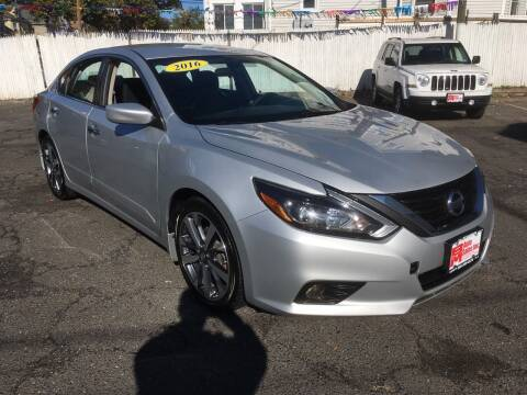 2016 Nissan Altima for sale at B & M Auto Sales INC in Elizabeth NJ