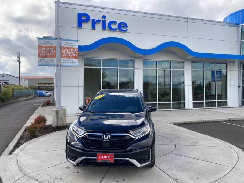 2021 Honda CR-V for sale in Mcminnville, OR