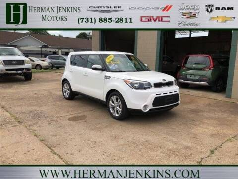 2016 Kia Soul for sale at Herman Jenkins Used Cars in Union City TN