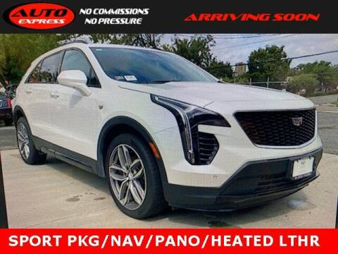 2019 Cadillac XT4 for sale at Auto Express in Lafayette IN