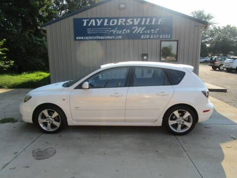2006 Mazda MAZDA3 for sale at Taylorsville Auto Mart in Taylorsville NC