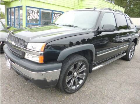 2006 Chevrolet Avalanche for sale at Klean Carz in Seattle WA