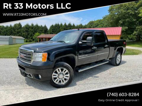 2014 GMC Sierra 2500HD for sale at Rt 33 Motors LLC in Rockbridge OH