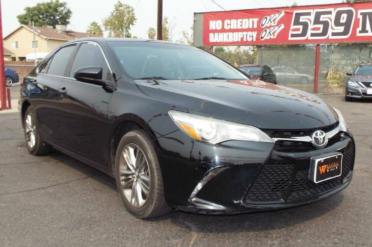 2017 Toyota Camry for sale at 559 Motors in Fresno CA