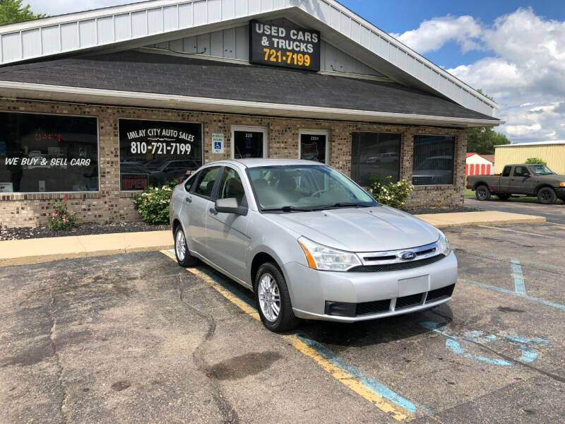 2009 Ford Focus for sale at Imlay City Auto Sales LLC. in Imlay City MI