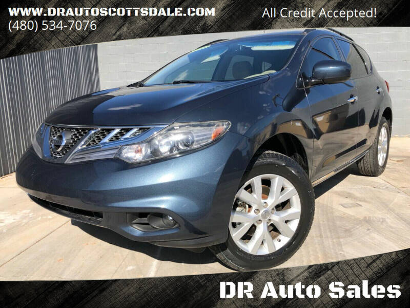2014 Nissan Murano for sale at DR Auto Sales in Scottsdale AZ