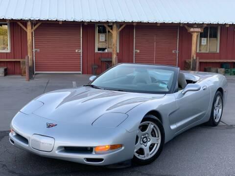 1998 Chevrolet Corvette for sale at AZ Auto Gallery in Mesa AZ