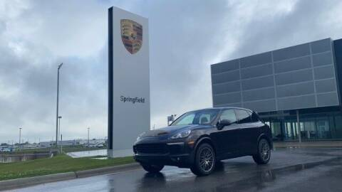 2017 Porsche Cayenne for sale at Napleton Autowerks in Springfield MO