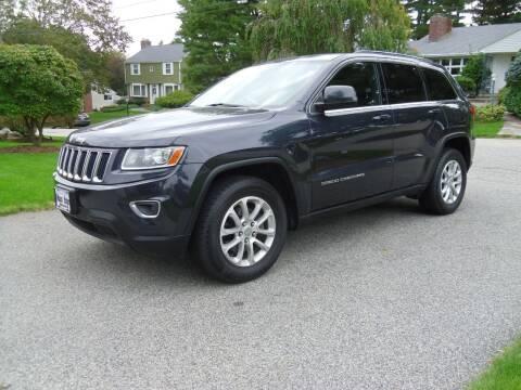 2014 Jeep Grand Cherokee for sale at CullcoCars.com in Cranston RI