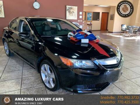 2015 Acura ILX for sale at Amazing Luxury Cars in Snellville GA