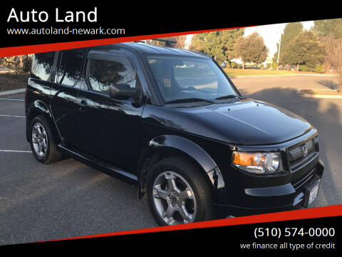 2008 Honda Element for sale at Auto Land in Newark CA