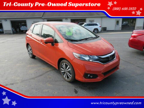 2018 Honda Fit for sale at Tri-County Pre-Owned Superstore in Reynoldsburg OH