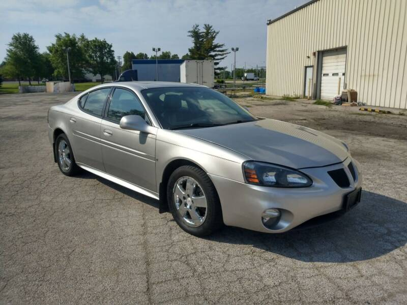 2007 Pontiac Grand Prix for sale at Brown's Truck Accessories Inc in Forsyth IL