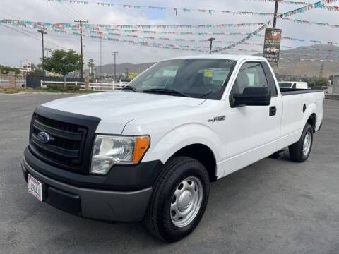2013 Ford F-150 for sale at Los Compadres Auto Sales in Riverside CA