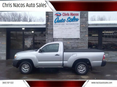 2011 Toyota Tacoma for sale at Chris Nacos Auto Sales in Derry NH