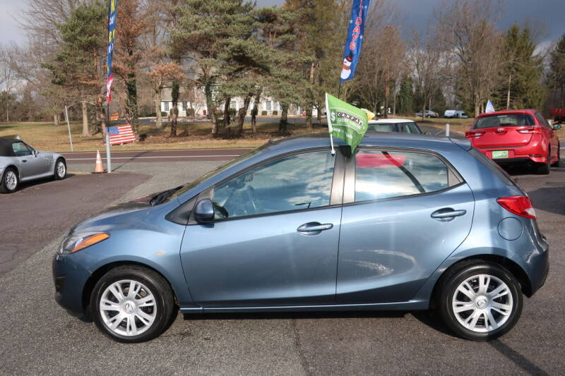 2014 Mazda MAZDA2 for sale at GEG Automotive in Gilbertsville PA