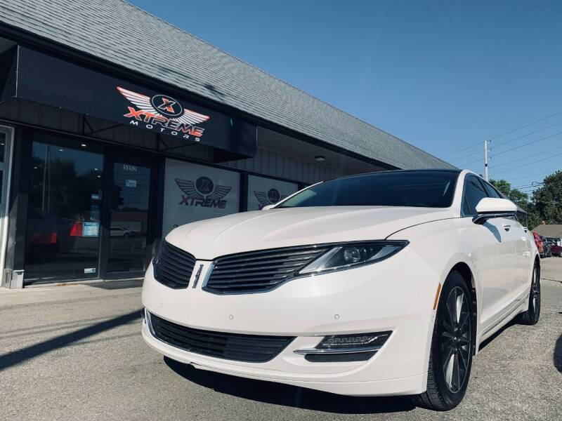2013 Lincoln MKZ for sale at Xtreme Motors Inc. in Indianapolis IN