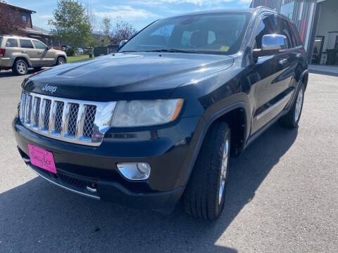 2012 Jeep Grand Cherokee for sale at Snyder Motors Inc in Bozeman MT