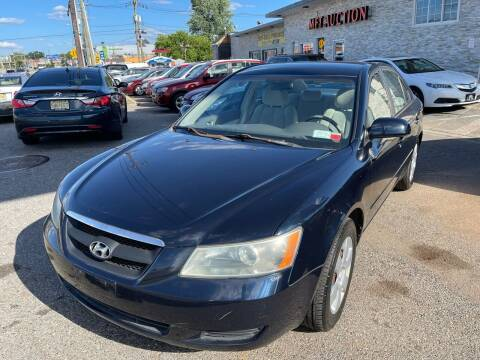 2007 Hyundai Sonata for sale at MFT Auction in Lodi NJ