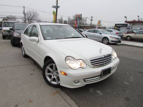 2007 Mercedes-Benz C-Class for sale at K & S Motors Corp in Linden NJ