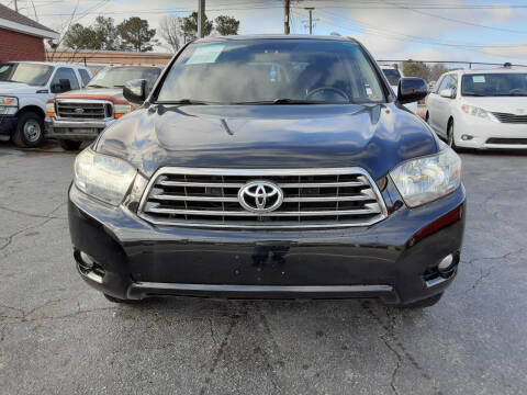 2008 Toyota Highlander for sale at LOS PAISANOS AUTO & TRUCK SALES LLC in Peachtree Corners GA