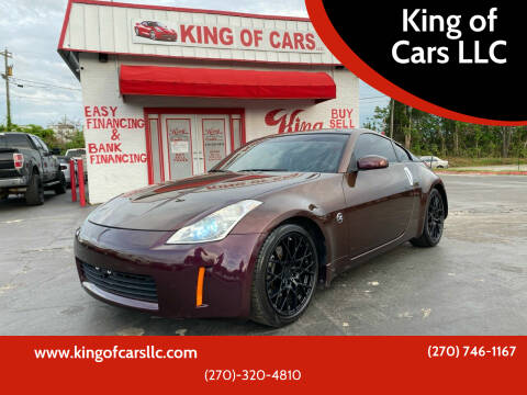 2006 Nissan 350Z for sale at King of Cars LLC in Bowling Green KY