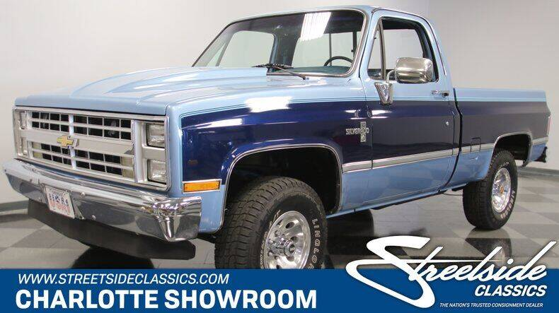 1986 Chevrolet C/K 10 Series for sale in Concord, NC