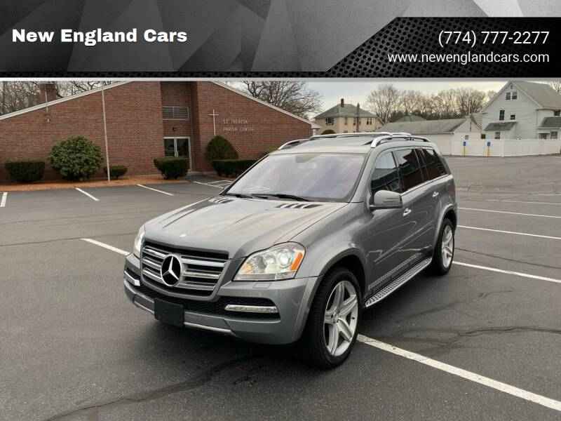 2012 Mercedes-Benz GL-Class for sale at New England Cars in Attleboro MA