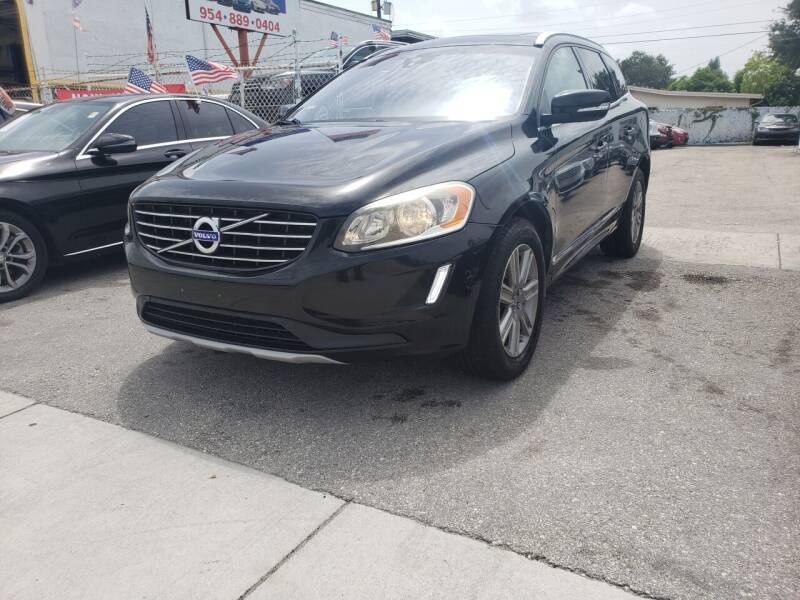 2017 Volvo XC60 for sale at INTERNATIONAL AUTO BROKERS INC in Hollywood FL
