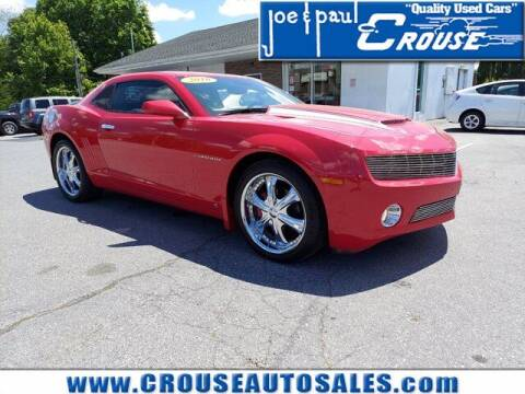 2010 Chevrolet Camaro for sale at Joe and Paul Crouse Inc. in Columbia PA