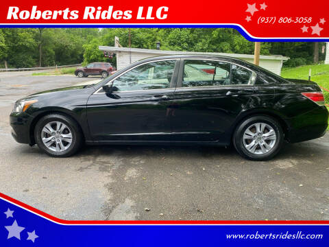 2012 Honda Accord for sale at Roberts Rides LLC in Franklin OH