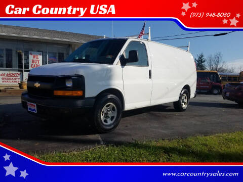 2008 Chevrolet Express Cargo for sale at Car Country USA in Augusta NJ