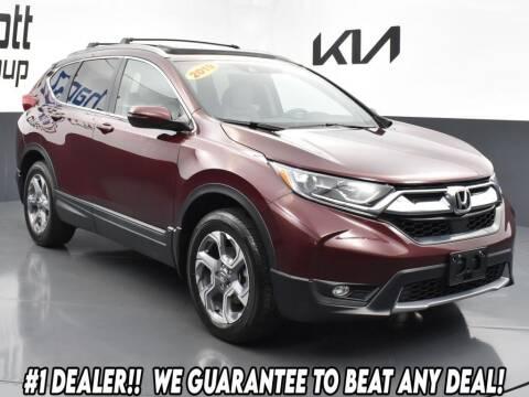 2019 Honda CR-V for sale at Chantz Scott Kia in Kingsport TN
