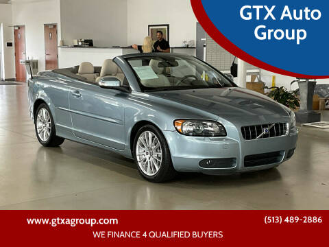 2009 Volvo C70 for sale at UNCARRO in West Chester OH