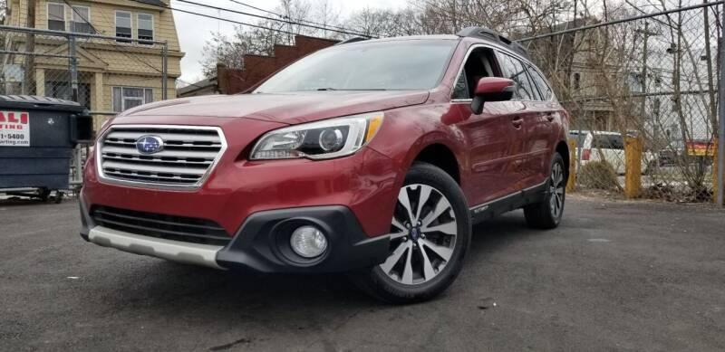 2015 Subaru Outback for sale at Elis Motors in Irvington NJ