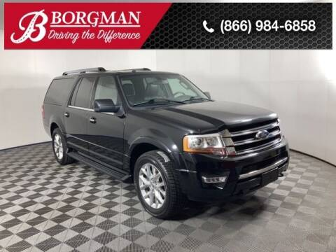 2017 Ford Expedition EL for sale at BORGMAN OF HOLLAND LLC in Holland MI