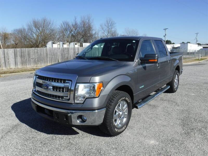 2013 Ford F-150 for sale at Memphis Truck Exchange in Memphis TN