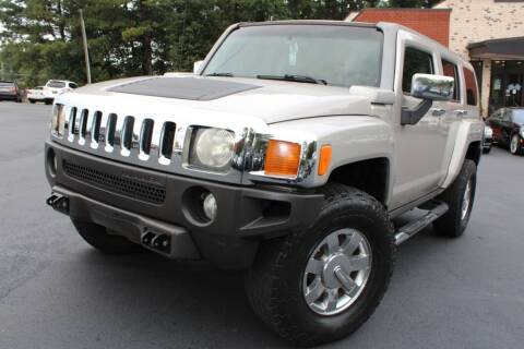 2006 HUMMER H3 for sale at Atlanta Unique Auto Sales in Norcross GA