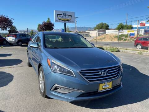 2015 Hyundai Sonata for sale at CarSmart Auto Group in Murray UT