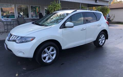 2009 Nissan Murano for sale at County Seat Motors in Union MO