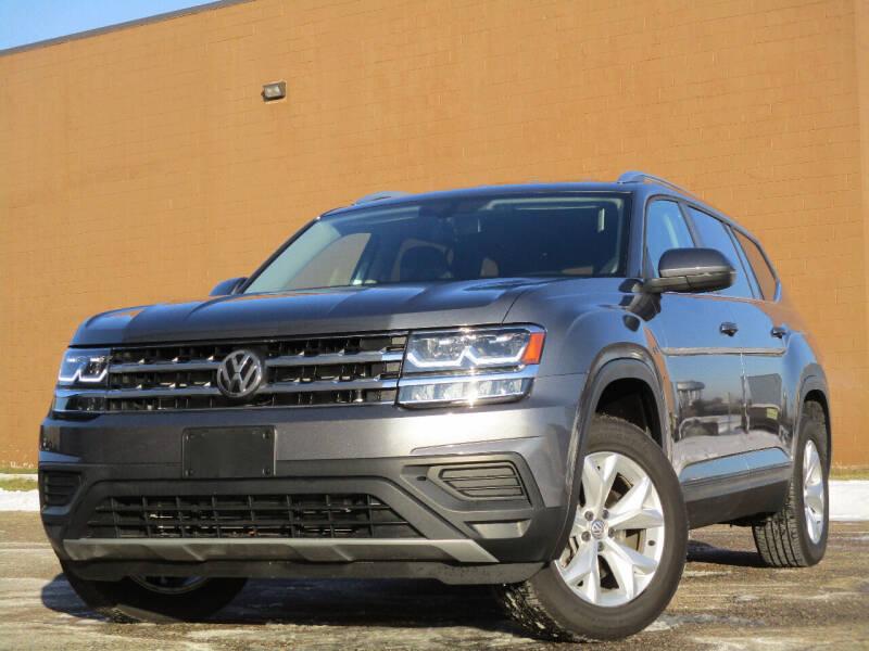 2019 Volkswagen Atlas for sale at Autohaus in Royal Oak MI
