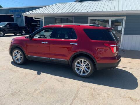 2015 Ford Explorer for sale at Ericson Ford in Loup City NE