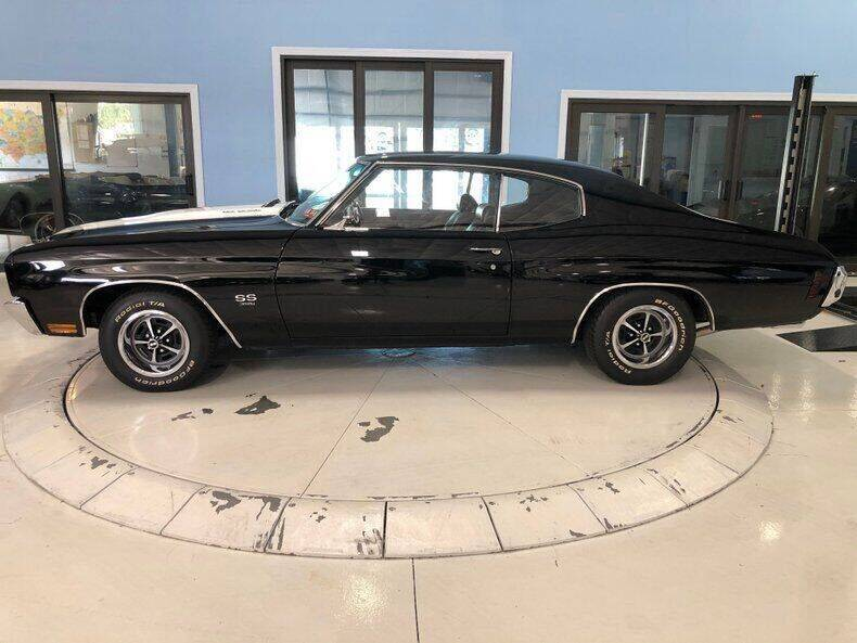 1970 Chevrolet Chevelle SS for sale at AZ Classic Rides in Scottsdale AZ