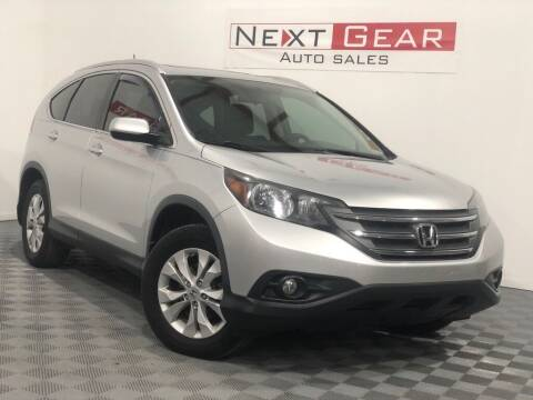 2013 Honda CR-V for sale at Next Gear Auto Sales in Westfield IN