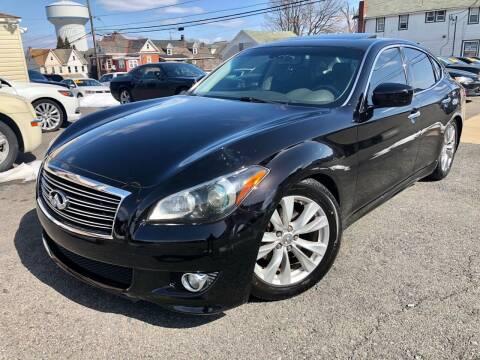 2011 Infiniti M37 for sale at Majestic Auto Trade in Easton PA
